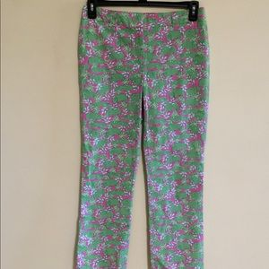 Lilly Pulitzer Vintage Hippo Pants